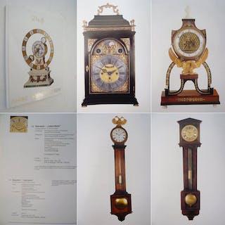 Antike Wiener Uhren. 10. Verkaufsausstellung 16.9. - 29.10. 1994 D & S: Uhren