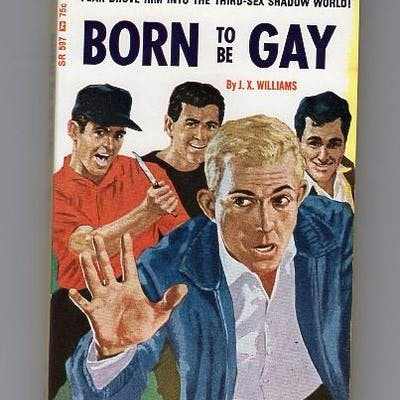 Born To Be Gay J.X. Williams