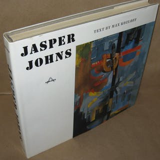 Jasper Johns Kozloff, Max Art