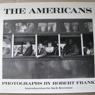 The Americans Frank, Robert