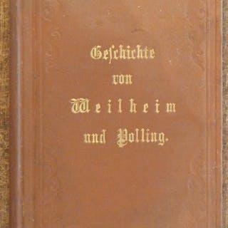 Überblick über die Geschichte der Stadt Weilheim und des Klosters Polling