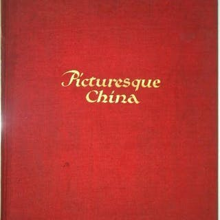 Picturesque China, BOERSCHMANN (Ernest),