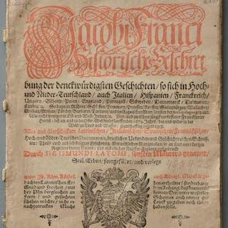 Relationis historicae semestralis vernalis continuatio