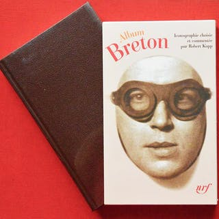 ALBUM BRETON - La Pléiade 2008