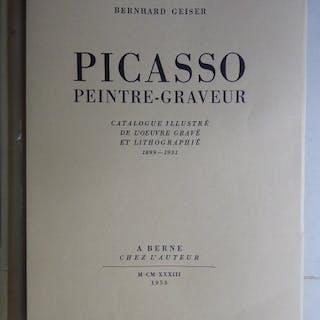Picasso,Peintre - Graveur