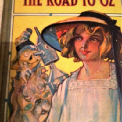 The Road To Oz Baum, L. Frank Antiquarian Collection