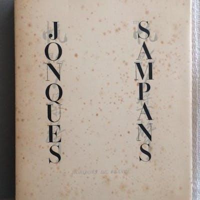 Jonques et Sampans Farrere, Claude Chinese Junks