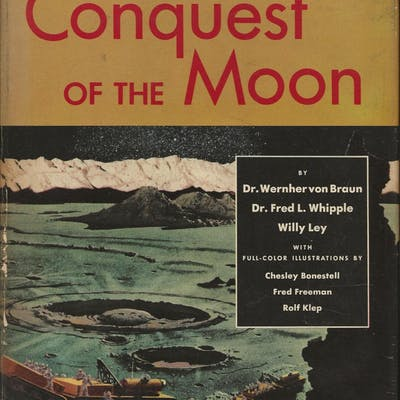 Conquest of the Moon Dr