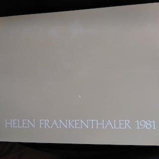 Helen Frankenthaler: New Paintings