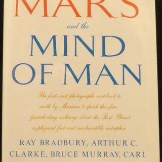 Mars and the Mind of Man Bradbury