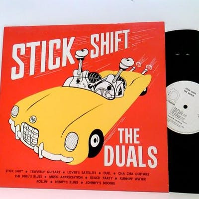 Stick Shift The Duals: Schallplatten/LP