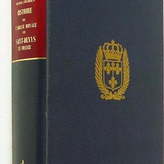 Histoire de l'abbaye royale de Saint-Denys en France Félibien Dom Michel