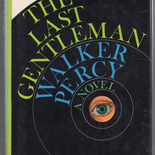 Last Gentleman Walker Percy Fiction & Literature