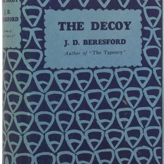 The Decoy BERESFORD, John Davys (1873-1947) Crime & Thrillers,Literature