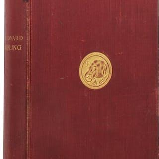 Kim KIPLING, Rudyard (1865-1936) Crime & Thrillers,Literature