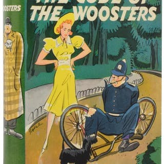 The Code of The Woosters WODEHOUSE
