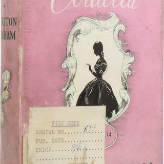 Cordelia. A Novel GRAHAM, Winston Mawdsley (1908-2003) Literature