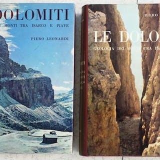 Le Dolomiti in 2 vol - Geologia dei monti tra Isarco e...