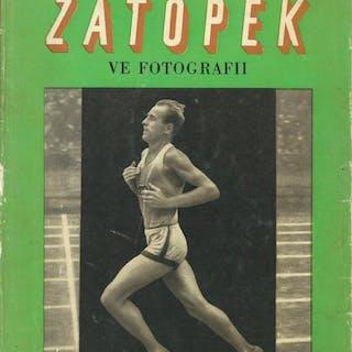 Emil Zatopek ve Fotografii. Zatopek - Kozik, Frantisek Leichtathletik