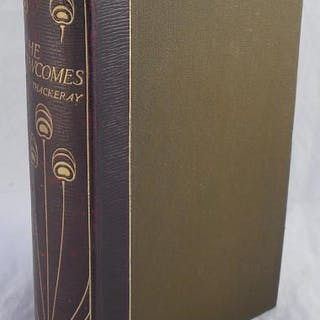 The Newcomes: Memoirs of a Most Respectable Family William Makepeace Thackeray