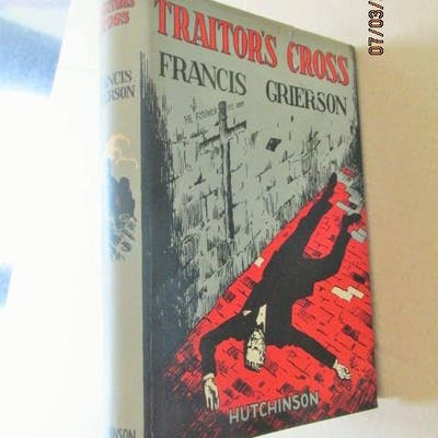 Traitor's Cross First Edition Hardback in Dustjacket...