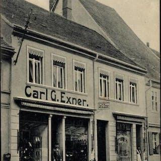 Ansichtskarte / Postkarte Delitzsch in Sachsen