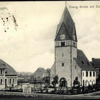 Ansichtskarte / Postkarte Greppin Wolfen in Sachsen Anhalt