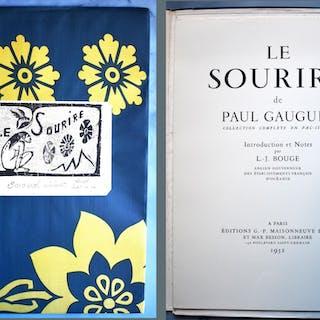 LE SOURIRE.- Collection complète en fac- simile
