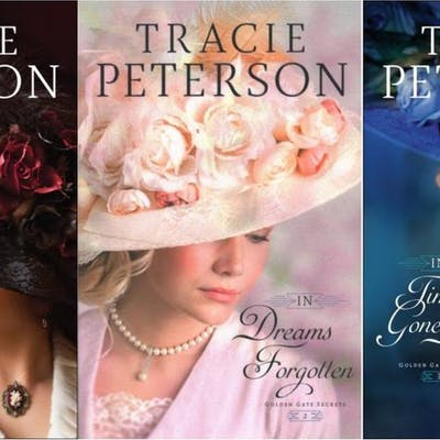 GOLDEN GATE SECRETS Christian Fiction Series by Tracie...