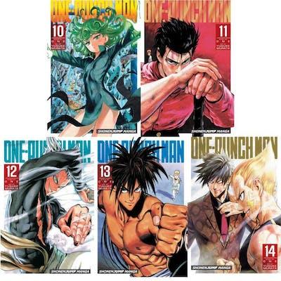 ONE PUNCH MAN Manga Series by Yusuke Murata Set of...