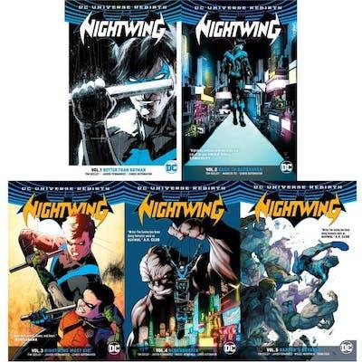 Nightwing REBIRTH Paperback GRAPHIC NOVEL Series by Tim...