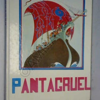 Pantagruel d'après Rabelais Samivel