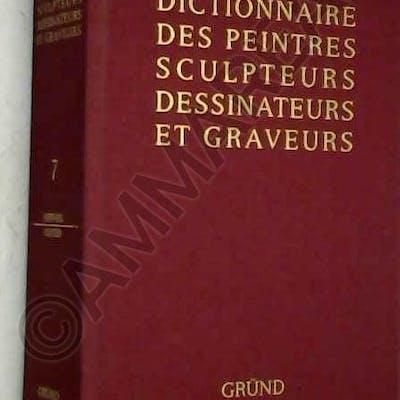Dictionnaire critique et documentaire des peintres