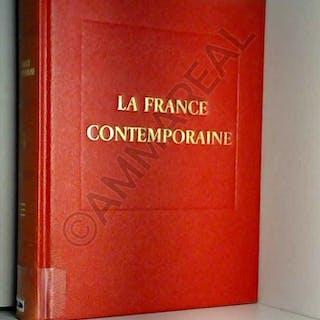 La France contemporaine les doctrines les idées et les faits