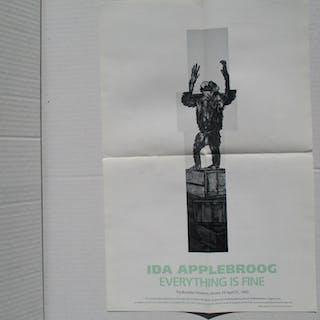 Ida Applebroog: Everything is Fine Applebroog, Ida Ephemera
