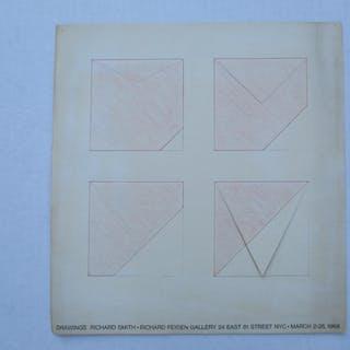Richard Smith: Drawings Smith, Richard Ephemera