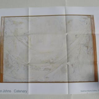 Jasper Johns: Catenary Johns, Jasper Ephemera