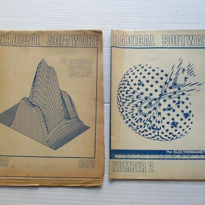 Radical Software V1 #1 Summer 1970