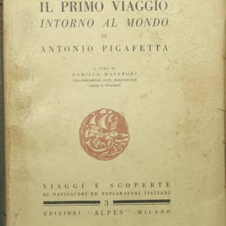 Relazione del primo viaggio intorno al mondo di Antonio...