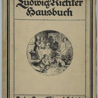 Ludwig Richter Hausbuch. Salesman's dummy Fahlen, F. A.