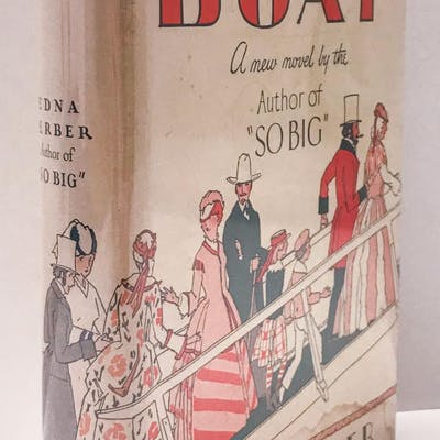 Show Boat Ferber, Edna