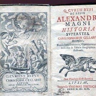 De Rebus Alexandri Magni Historia