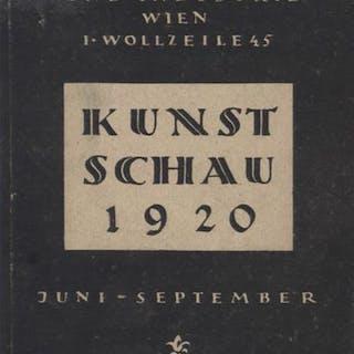Kunstschau 1920 (Ausstellungskatalog)