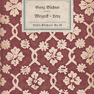 Woyzeck - Lenz; zwei Fragmente / Georg Büchner; Insel-Bücherei