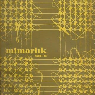 Mimarlik. 68-6 TMMOB Mimarlar Odasi [Association of Architects] BOOKS