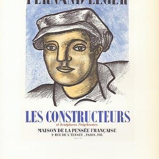 Fernand Léger : Les Constructeurs et Sculptures Polychromes