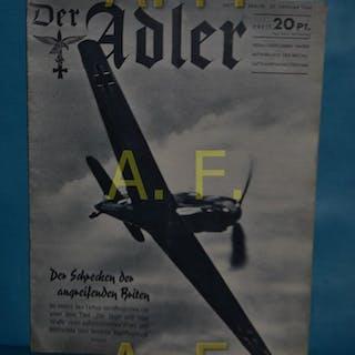 Der Adler Heft 2a