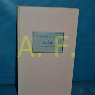 Larifari : Ein konfuses Buch (Neue Dichtung aus Österreich Band 18) Mayröcker