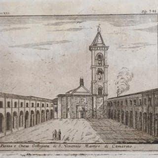 Piazza e Chiesa Collegiata di S
