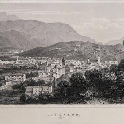 Roveredo Georg Michael Kurz Italia,Rovereto,Trentino Alto Adige
